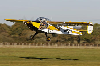 G-BPZD - Private Nord NC-858S