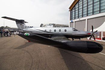 D-FJNP - Private Pilatus PC-12