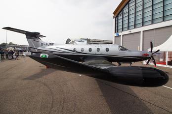 D-FJNP - Private Pilatus PC-12