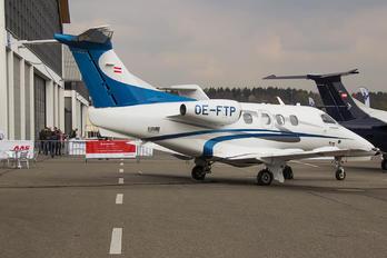 OE-FTP - Private Embraer EMB-500 Phenom 100
