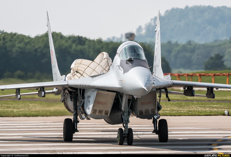 Poland - Air Force 105 aircraft at Shawbury
