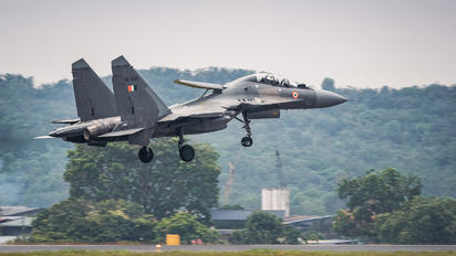 SB-048 - India - Air Force Sukhoi Su-30MKI