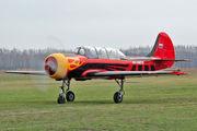 RA-2907G - DOSAAF / ROSTO Yakovlev Yak-52 aircraft