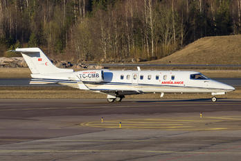 TC-CMB - Turkey - Ministry of Health Learjet 45