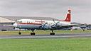 Interflug - Ilyushin Il-18 (all models) D-AOAU