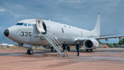 169335 - USA - Navy Boeing P-8A Poseidon