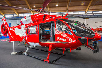 HB-ZQM - REGA Swiss Air Ambulance  Airbus Helicopters H145