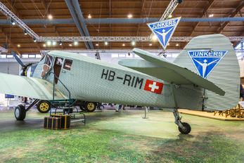 HB-RIM - Private Junkers F13