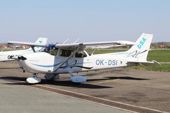 OK-DSI - DSA - Delta System Air Cessna 172 Skyhawk (all models except RG)