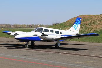 OK-DST - DSA - Delta System Air Piper PA-34 Seneca