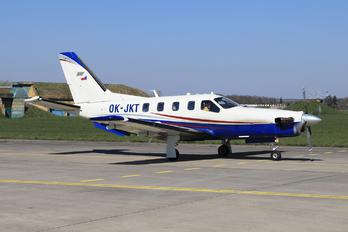 OK-JKT - Private Socata TBM 700