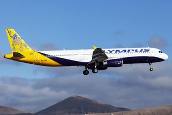 SX-ACP - Olympus Airways Airbus A321