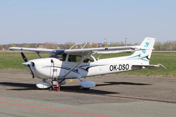 OK-DSO - DSA - Delta System Air Cessna 172 Skyhawk (all models except RG)