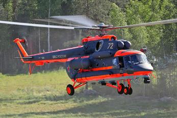 72 YELLOW - Russia - Air Force Mil Mi-8AMTSh-VA