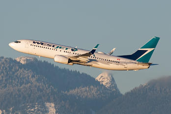 C-GYSD - WestJet Airlines Boeing 737-800