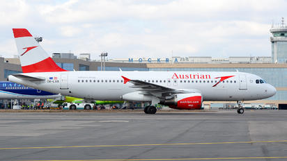 OE-LXB - Austrian Airlines/Arrows/Tyrolean Airbus A320