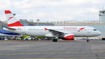 OE-LXB - Austrian Airlines/Arrows/Tyrolean Airbus A320 aircraft