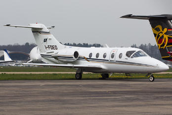 I-FDED - Private Hawker Beechcraft 400A Beechjet