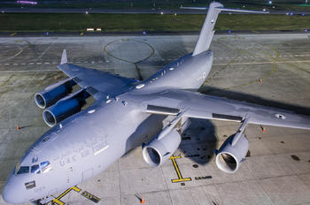 1224 - United Arab Emirates - Air Force Boeing C-17A Globemaster III