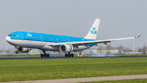 PH-AKE - KLM Airbus A330-300 aircraft