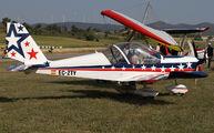 EC-ZTY - Private Evektor-Aerotechnik EV-97 Eurostar aircraft