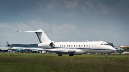 VP-CHL - TAG Aviation Bombardier BD-700 Global Express