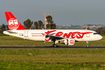 EI-FVG - Fly Ernest Airbus A319