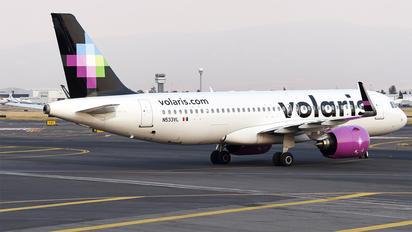 N533VL - Volaris Airbus A320 NEO