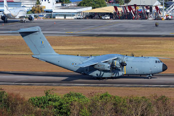 M54-04 - Malaysia - Air Force Airbus A400M
