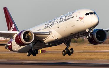 G-VFAN - Virgin Atlantic Boeing 787-9 Dreamliner