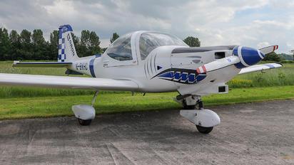 G-BVHC - Private Grob G115 Tutor T.1 / Heron