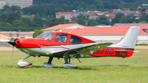 OK-FRO - Private Cirrus SR-22 -GTS aircraft