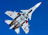 RF-81758 - Russia - Air Force Sukhoi Su-30SM aircraft