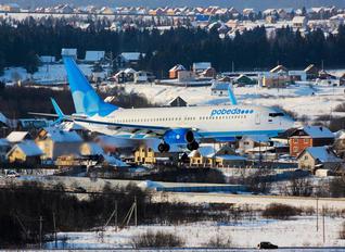 VP-BPV - Pobeda Boeing 737-800