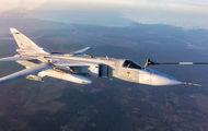 RF-33844 - Russia - Navy Sukhoi Su-24M aircraft