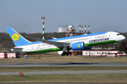 UK78704 - Uzbekistan Airways Boeing 787-8 Dreamliner aircraft