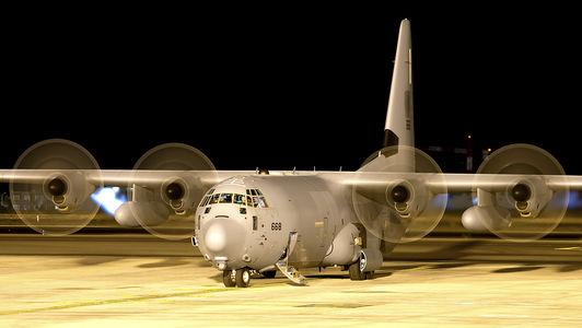 #1 Israel - Defence Force Lockheed C-130J Hercules 668 taken by EstevezR