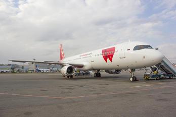 VP-BER - Red Wings Airbus A321