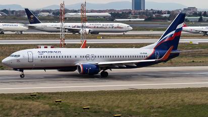 VQ-BWA - Aeroflot Boeing 737-800