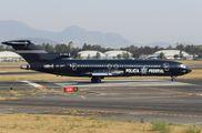 XC-OPF - Mexico - Police Boeing 727-200 (Adv) aircraft