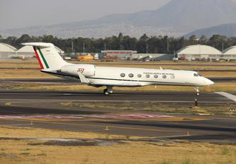 3910 - Mexico - Air Force Gulfstream Aerospace G-V, G-V-SP, G500, G550