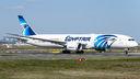 #4 Egyptair Boeing 787-9 Dreamliner SU-GER taken by Turkish Planespotter