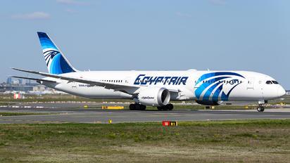 SU-GER - Egyptair Boeing 787-9 Dreamliner
