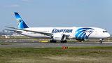 Egyptair Boeing 787 visited Frankfurt