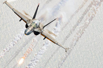 - - Malaysia - Air Force McDonnell Douglas F/A-18D Hornet