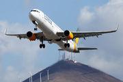 D-AIAF - Condor Airbus A321 aircraft