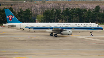 B-6318 - China Southern Airlines Airbus A321