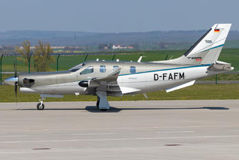 D-FAFM - Private Socata TBM 910