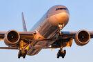 Qatar Airways Boeing 777-300ER A7-BEM at Frankfurt airport