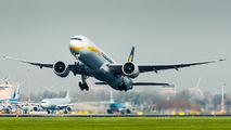 VT-JEM - Jet Airways Boeing 777-300ER aircraft
